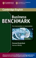 Business Benchmark Pre-intermediate to Intermediate BULATS and Business Preliminary Personal Study Book av Norman Whitby (Heftet)