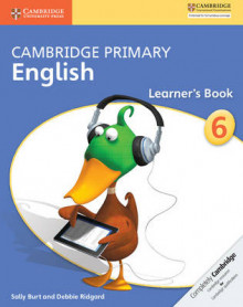 Cambridge Primary English Stage 6 Learner's Book av Sally Burt og Debbie Ridgard (Heftet)