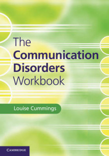 The Communication Disorders Workbook av Louise Cummings (Heftet)