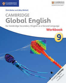 Cambridge Global English Stage 9 Workbook av Chris Barker og Libby Mitchell (Heftet)