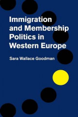 Omslag - Immigration and Membership Politics in Western Europe