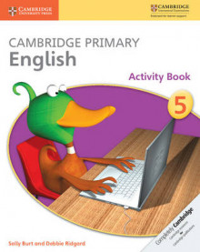Cambridge Primary English Stage 5 Activity Book av Sally Burt og Debbie Ridgard (Heftet)