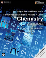 Omslag - Cambridge International AS and A Level Chemistry Coursebook with CD-ROM