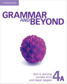 Grammar and Beyond Level 4 Student's Book A and Writing Skills Interactive Pack av John D. Bunting, Luciana Diniz, Laurie Blass, Susan Hills, Hilary Hodge, Kathryn O'Dell og Mari Vargo (Blandet mediaprodukt)
