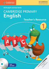 Omslag - Cambridge Primary English Stage 1 Teacher's Resource Book with CD-ROM