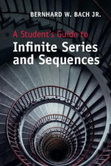 Omslag - A Student's Guide to Infinite Series and Sequences