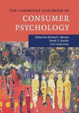 Omslag - The Cambridge Handbook of Consumer Psychology