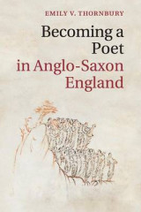 Omslag - Becoming a Poet in Anglo-Saxon England