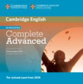Complete Advanced Class Audio CDs (2) av Guy Brook-Hart og Simon Haines (Lydbok-CD)