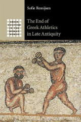 Omslag - The End of Greek Athletics in Late Antiquity