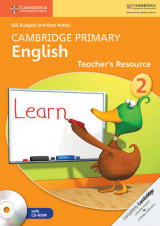 Omslag - Cambridge Primary English Stage 2 Teacher's Resource Book with CD-ROM