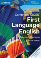 Omslag - Cambridge IGCSE First Language English Teacher's Resource
