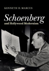 Omslag - Schoenberg and Hollywood Modernism