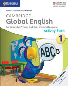 Cambridge Global English Stage 1 Activity Book av Caroline Linse og Elly Schottman (Heftet)