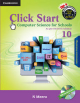 Omslag - Click Start Level 10 Student's Book with CD-ROM