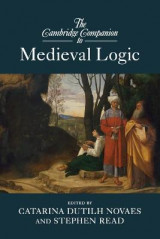 Omslag - The Cambridge Companion to Medieval Logic