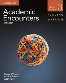 Academic Encounters Level 3 Student's Book Reading and Writing av Jessica Williams, Kristine Brown og Susan Hood (Heftet)