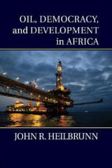 Omslag - Oil, Democracy, and Development in Africa