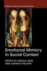 Omslag - Emotional Mimicry in Social Context