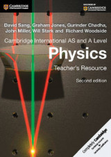 Omslag - Cambridge International AS and A Level Physics Teacher's Resource CD-ROM
