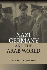 Omslag - Nazi Germany and the Arab World