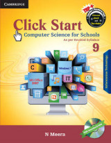 Omslag - Click Start Level 9 Student's Book with CD-ROM