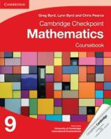 Cambridge Checkpoint Mathematics Coursebook 9 av Greg Byrd, Lynn Byrd og Chris Pearce (Heftet)