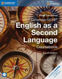 Cambridge IGCSE English as a Second Language Coursebook with Audio CD av Peter Lucantoni (Blandet mediaprodukt)