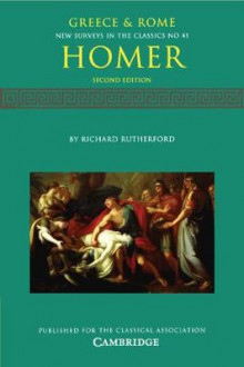 Homer av Richard Rutherford (Heftet)