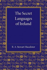 Omslag - The Secret Languages of Ireland