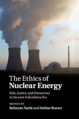 Omslag - The Ethics of Nuclear Energy