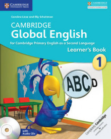 Cambridge Global English Stage 1 Learner's Book with Audio CDs (2) av Caroline Linse og Elly Schottman (Blandet mediaprodukt)
