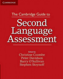 The Cambridge Guide to Second Language Assessment av Christine Coombe, Stephen Stoynoff, Barry O'Sullivan og Peter Davidson (Heftet)