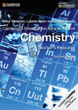Omslag - Cambridge International AS and A Level Chemistry Teacher's Resource