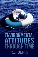 Omslag - Environmental Attitudes through Time
