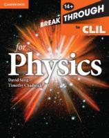 Breakthrough to CLIL for Physics Age 14+ Workbook av David Sang og Timothy Chadwick (Heftet)