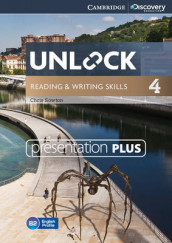 Unlock Level 4 Reading and Writing Skills Presentation Plus DVD-ROM av Chris Sowton (DVD-ROM)