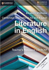 Omslag - Cambridge International AS and A Level Literature in English Teacher's Resource CD-ROM