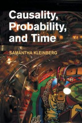 Omslag - Causality, Probability, and Time