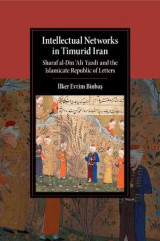 Omslag - Intellectual Networks in Timurid Iran