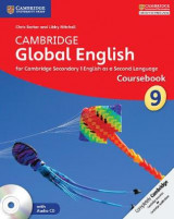 Omslag - Cambridge Global English Stage 9 Coursebook with Audio CD: Stage 9