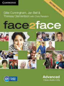 Face2face Advanced Class Audio CDs (3) av Gillie Cunningham, Jan Bell og Theresa Clementson (Lydbok-CD)