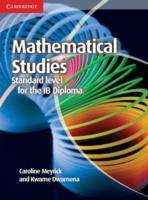 Omslag - Mathematical Studies Standard Level for the IB Diploma Coursebook