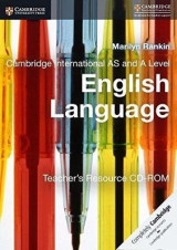 Omslag - Cambridge International AS and A Level English Language Teacher's Resource CD-ROM