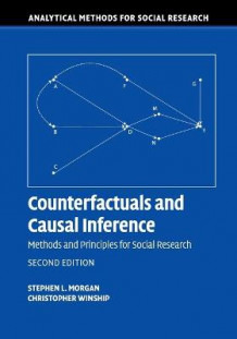 Counterfactuals and Causal Inference av Stephen L. Morgan og Christopher Winship (Heftet)