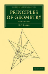 Omslag - Principles of Geometry 6 Volume Paperback Set