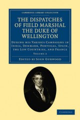 Omslag - The Dispatches of Field Marshal the Duke of Wellington
