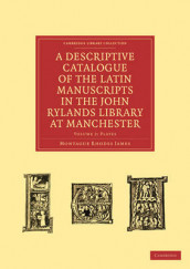 A Descriptive Catalogue of the Latin Manuscripts in the John Rylands Library at Manchester av Montague Rhodes James (Heftet)