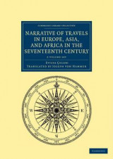 Omslag - Narrative of Travels in Europe, Asia, and Africa in the Seventeenth Century 2 Volume Set