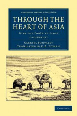 Omslag - Through the Heart of Asia 2 Volume Set